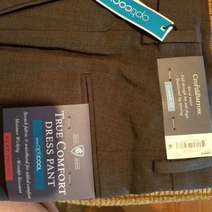 Mens Croft & Barrow dress pants